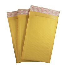 "#00  5 ""x 9"" Kraft Bubble Self Seal Mailers Padded Shipping Envelopes - 25 Pack"