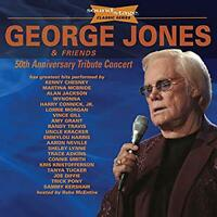 George Jones and Friends 50th Anniversary Tribute Concert: Soundstage[Region 2]