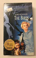 The Birds VHS Alfred Hitchcock Tippi Hedren Rod Taylor 1999 New!!