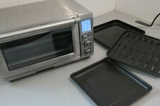 Breville BOV845BSS The Smart Oven Pro 1800W Convection Toaster (30D)
