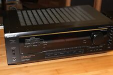 Sony STR-DE505 Vintage 90's Receiver 100WPC Dolby Surround Clean Tested w/Phono