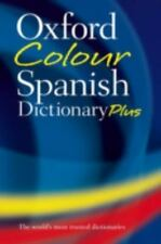 Oxford Color Spanish Dictionary Plus (2007, Paperback)