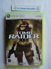 Tomb Raider Underworld -  Xbox 360 - CD en très bon état