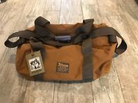 Filson Barrel Pack; Whiskey; One Size; Standard; NWT
