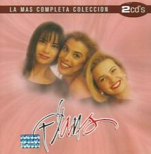 Flans CD NEW La Mas Completa Coleccion SET Con 2 CD's 28 Canciones !