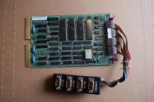DEC M8043 DLV11-J  4-PORT SERIAL LINE UNIT  CAB KIT, CABLE