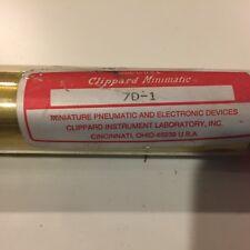 Clippard minimatic Minature Pneumatic Cylinder 7D-1