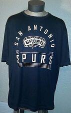 NEW NBA Apparel San Antonio Spurs Basketball TX3 COOL Dry Fit Shirt Mens 2XL XXL