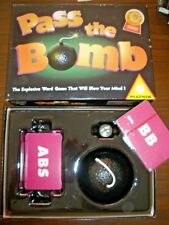 Vintage Pass the Bomb Word Game Piatnik 1994 Complete
