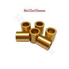 Oilite bronze Bush 8 mm Diamètre x 14 mm OD x 12 mm long
