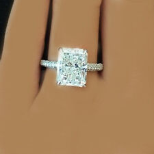GIA Certified ON SALE Radiant Cut Diamond Engagement Ring 1.70 CTW 18K Gold