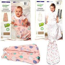 2er Set Baby Schlafsack Bio Baumwolle Strampelsack 0 -12 Monat Mädchen Gr.70