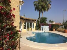 BEAUTIFUL VILLA SPAIN - WINTER/SPRING  - PRIVATE POOL - BEACHES - GREAT VIEWS!