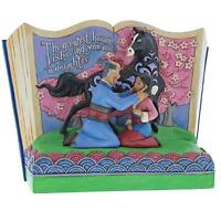 Disney Traditions 4059729 The Greatest Honour is You as a Daughter Mulan book