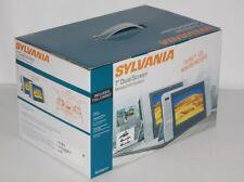 """Sylvania 7"""" Dual Screen Portable DVD Player SDVD8727"""