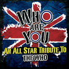 CD The Who A Tribute To The Who von Various Artists mit Iggy Pop, Todd Rundgren