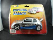 TeamToy ◊ Peugeot 206 Rallye   ◊ 16 cm ◊ boxed/en boîte