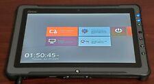 Getac F110 Intel i7-4600 2.10GHz 8GB WWAN WiFi Bluetooth No HD, OS, Battery, A/C