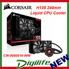 Corsair Hydro Series H105 240mm Extreme Performance Liquid CPU Cooler