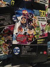 1x TEEN TITANS GO MINI FIGURES - SERIES 1 BLIND BAGS D.C. Comics Super Heros