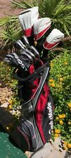 2016 Taylormade Complete Golf Set Right Handed Stiff Flex