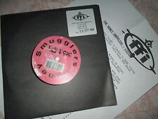 Honey Smugglers Listen Non Fiction Records YES 1 UK 7 inch Vinyl Single Press R