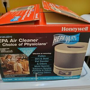 HONEYWELL ENVIRACAIRE 62500 AIR CLEANER  NEW IN BOX NEVER USED