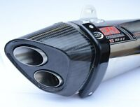 Triumph Daytona 675 2014 R&G Racing Exhaust Protector / Can Cover EP0010BK Black