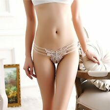 Women Lady Underwear Thongs G-string Panties Underpants V-string Briefs Lingerie
