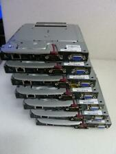 Lot of 7 Hp BladeSystem Onboard Administrator Modules 708046-001 / 459526-504