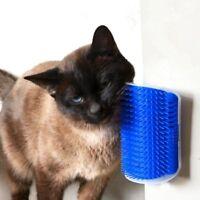 Mascotas Perro Gato Aseo Cepillo Quita Pelos Peine Rasguño Masaje con Catnip