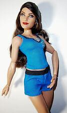 Barbie Mattel Doll NIKKI BELLA Mint collector WWE superstars a. Konvult Sammlung