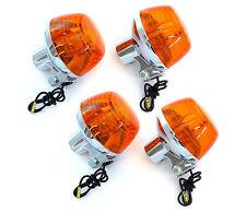 Turn Signal - Single Filament - Set of 4 Honda CB100/125S/200/350/360/400T/500
