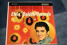 Elvis Presley- LP Elvis' Golden Records LSP-1707(e) Stereo RCA ,1962 VINYL