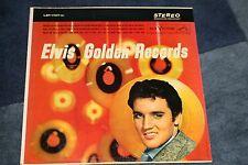 Elvis Presley- LP Elvis' Golden Records LSP-1707(e) Stereo RCA ,1962 VINYL