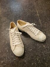 Vintage 1990's Converse Jack Purcell Deadstock Size 10 Made In USA