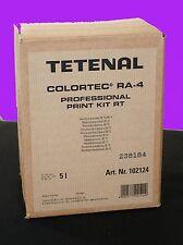 TETENAL Colortec RA-4 Professional Print Kit RT für 5 Liter