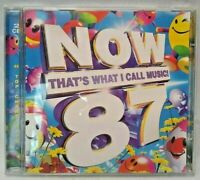 Various Artists : Now That's What I Call Music! 87 CD 2 discs (2014) Free P+P