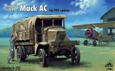 RPM 1/72 MACK AC TIPO TK3 CARBURANTE CAMION #72405