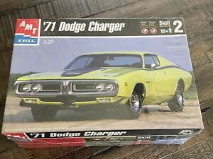 Factory Sealed AMT 1/25 71 Dodge Charger