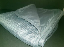 Gray Quilted King Pillow Sham By Compass Textile