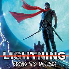 Lightning - Road To Ninja (CD)