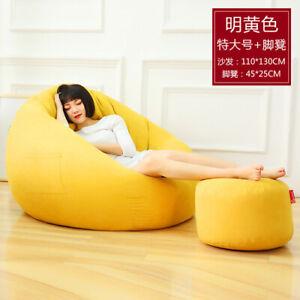 2020 Lazy sofa tatami EPP removable and washable bean bag single chair