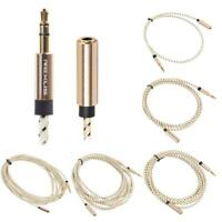 Headphone Extension Cable 3.5mm Jack Male to Female Aux Audio Extender Cord