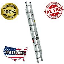 Aluminum Ladder Extension 16' Ft Lightweight Household Durable Painting Roofing