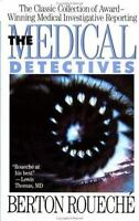 THE MEDICAL DETECTIVES by Berton Roueche FREE SHIPPING paperback book essays