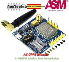 A6 GPRS GSM Wireless Transmission Module Development Board Super SIM900A
