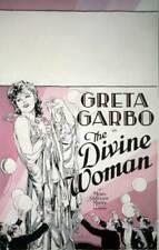 OLD MOVIE PHOTO The Divine Woman Poster Greta Garbo 1928