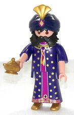 SCHÖNER ARABER SCHEICH Playmobil zu Beduine Zauberer König Bart Magic Egypt 1192