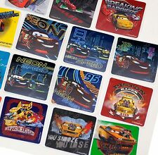 smilemakers Disney Cars Sticker 15 sheets